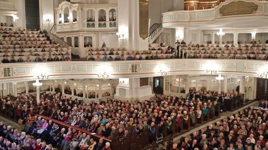 Weihnachtskonzert im Michel - Polizeiorchester Hamburg NDR 90,3 Mitschnitt