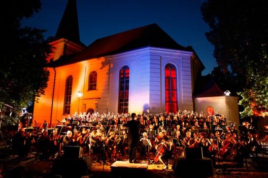 Marc Secara und Sinfonieorchester Collegium Musicum - Klassik am Weberplatz